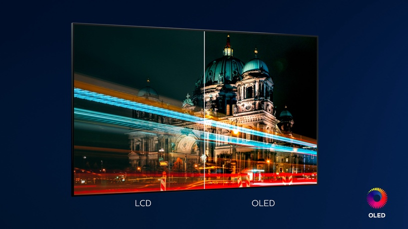 Televiisor Philips 65OLED805/12 OLED