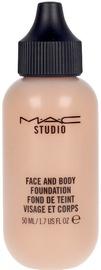 Mac Studio Face And Body Foundation 50ml N5