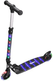 Самокат Outsiders Lucio Foldable Scooter With LED Black