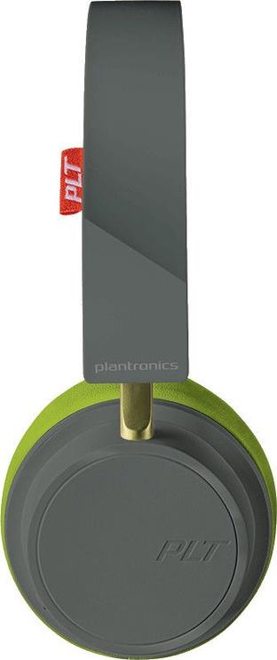 Belaidės ausinės Plantronics BackBeat 500 Gray