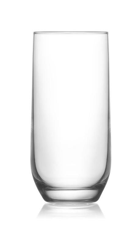 Stiklinių komplektas Lav Sude, 415 ml, 6 vnt