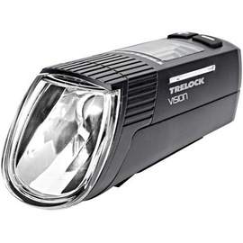 Trelock LS 760 I-GO Vision Front Light Black