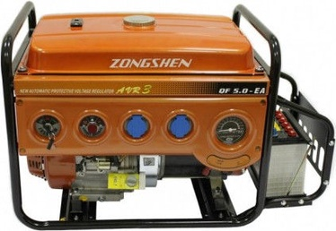 Zongshen KK-ZSQF 5.0 with Electric Starter