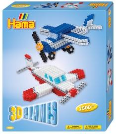 Hama Midi Beads 3D Planes 3242H