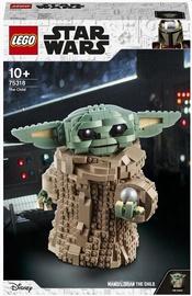 Конструктор LEGO Star Wars Малыш 75318, 1073 шт.