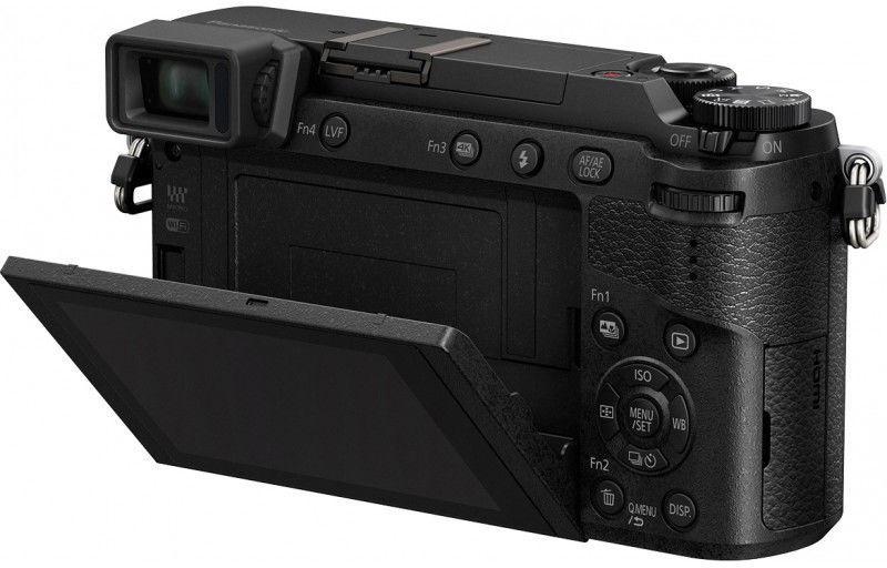Panasonic Lumix DMC-GX80 + 14-42mm Kit Black