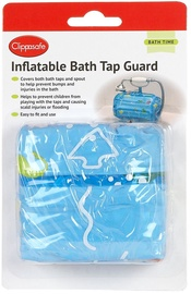 Clippasafe Inflatable Bath Tap Guard CL400
