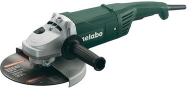 Elektrinis kampinis šlifuoklis Metabo W 2000, 2000 W