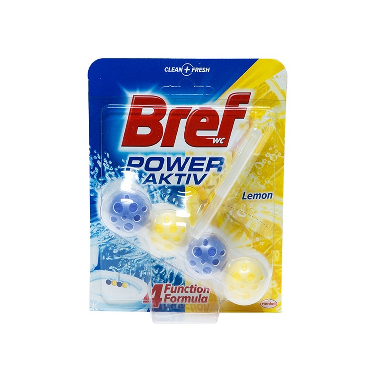 Bref Power Active Lemon 50g