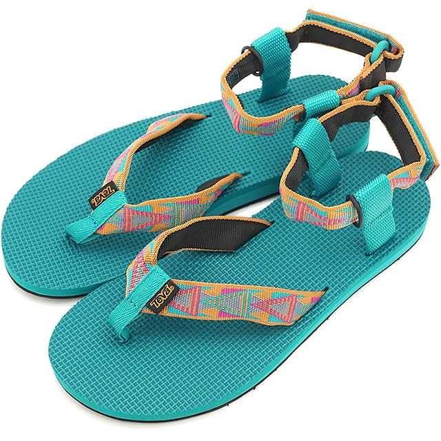 Teva Womens Original Sandals Blue 42