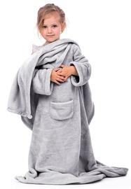 DecoKing Lazy Kids Blanket Grey 90x105cm