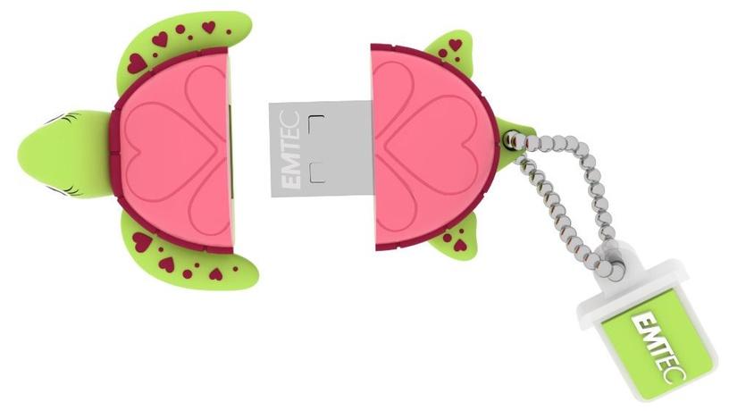 USB atmintinė Emtec GM335 Turtle, USB 2.0, 8 GB