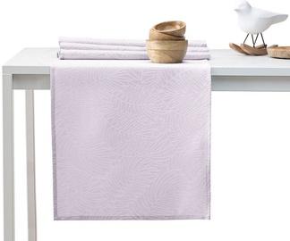 AmeliaHome Gaia AH/HMD Tablecloth Set Lila 115x300cm/35x300cm 2pcs