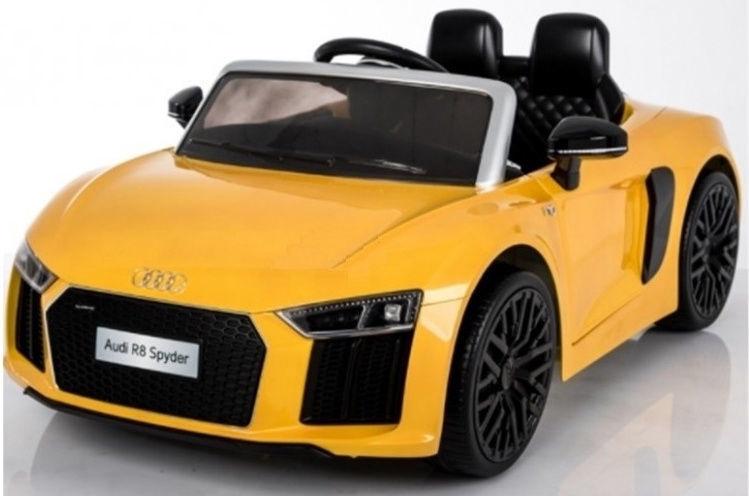 Audi R8 Yellow WDHL1818