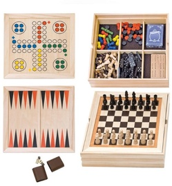 Woody Large Game Set 6 games 90076