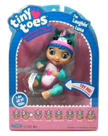 Playmates Toys Tiny Toes Laughin Luna Unicorn 56083