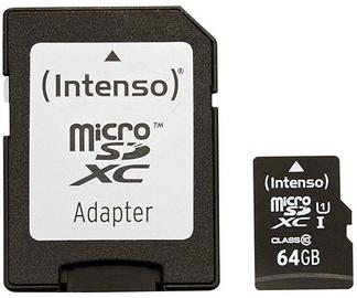 Intenso 64GB microSDXC UHS-I Class 10 3423490