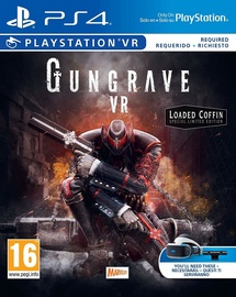 Игра для PlayStation 4 (PS4) Gungrave VR Loaded Coffin Special Limited Edition VR PS4