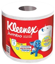 Popieriniai rankšluosčiai Kleenex Jumbito, 600 lapų
