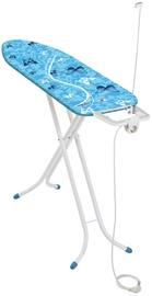 Leifheit Air Board M Compact Plus 120x38cm Blue