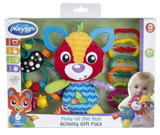Интерактивная игрушка Playgro Foxy On The Run Activity Gift Pack 0187219