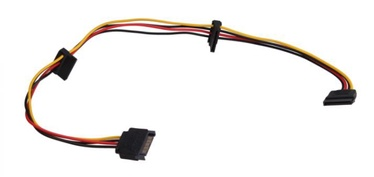 Akyga Adapter SATA x 3 / SATA 0.15m