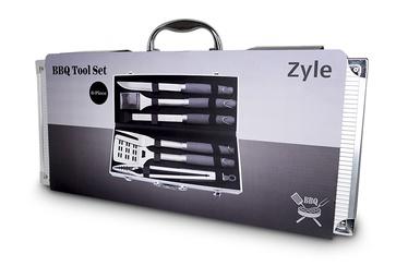 Комплект для гриля Zyle BBQ, 470 мм x 200 мм x 80 мм