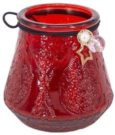Evelekt Glass Jar Candle Veneetsia XL Red