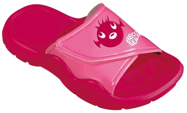 Beco 90022 Sealife Slippers Pink 27-28