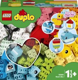 Konstruktor LEGO Duplo Südamekarp 10909, 80 tk