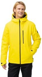 Audimas Men Ski Jacket Yellow XL