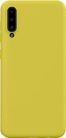 Evelatus Soft Touch Back Case For Samsung Galaxy A30s/A50/A50s Yellow