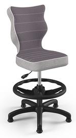 Детский стул Entelo Petit CR07, черный, 300 мм x 895 мм