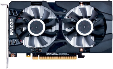 Inno3D GeForce GTX 1650 Twin X2 OC 4GB GDDR5 PCIE