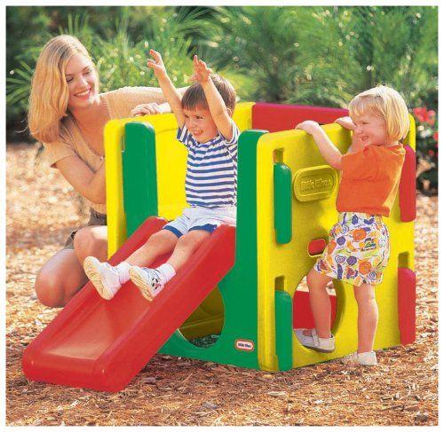 Little Tikes Junior Activity Gym Natural 4139a