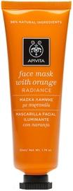 Apivita Face Mask With Orange 50ml