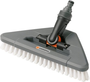 Gardena Cleansystem Scrubbing Brush with Elbow Joint