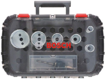Bosch 2608594189 Hole Saw Set Progressor 9pcs
