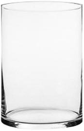 Arkolat Glass Vase Cylinder 20cm