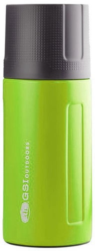GSI Outdoors Glacier Stainless Vacuum Bottle 500ml Green