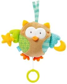 Interaktyvus žaislas BabyFehn Musical Owl 71047