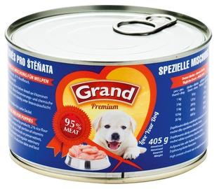 Konservi suņiem Grand Premium Special Blend 405g