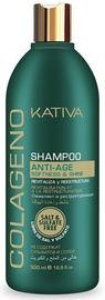 Šampūnas Kativa Colageno, 500 ml