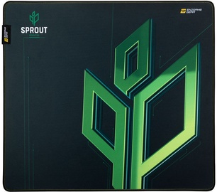 Peles paliktnis Endgame Gear MPJ450 Gaming Mouse Pad Sprout Edition Green
