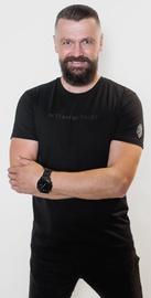 Dinamo Rīga Men T-Shirt Black XXXL