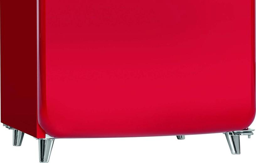 Šaldytuvas Bomann Retro KSR 350 Red