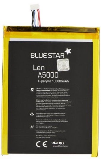 BlueStar Battery For Lenovo Idea Tab A1000/A3000/A5000 3300mAh