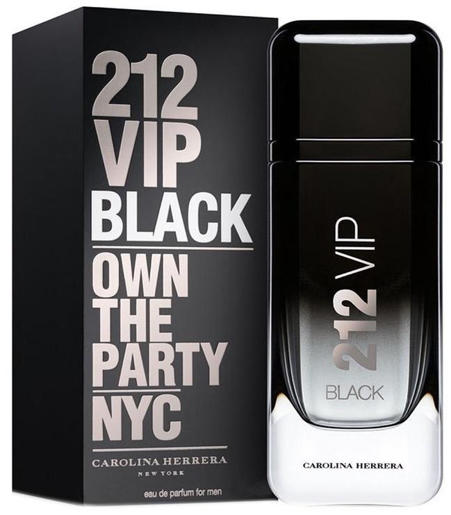 Parfimērijas ūdens Carolina Herrera 212 VIP Black 200ml EDP