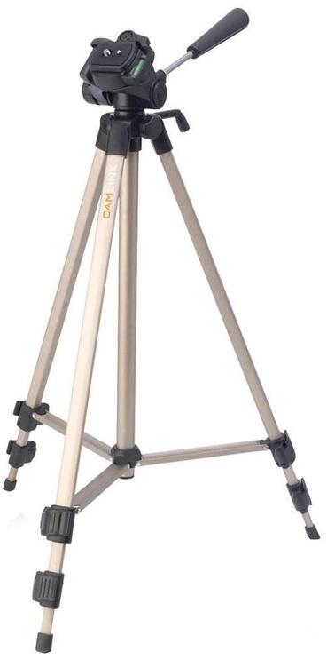 CamLink Aluminium Tripod For Photo/Video Cameras With 3D Mechanism 156cm