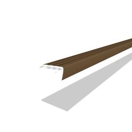 Kāpņu leņķis FSNR45 1.35m, brūns